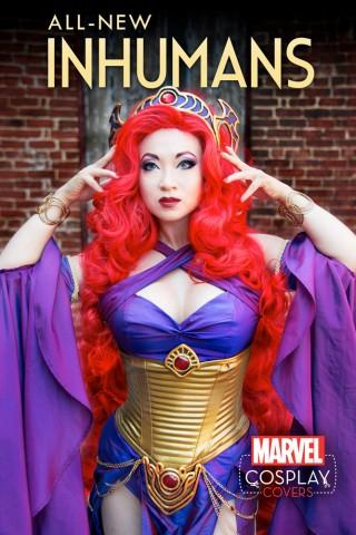 marvel cosplay variants 1