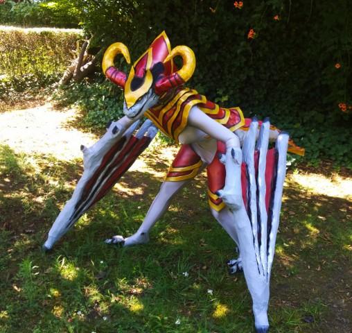 shyvana costume 1