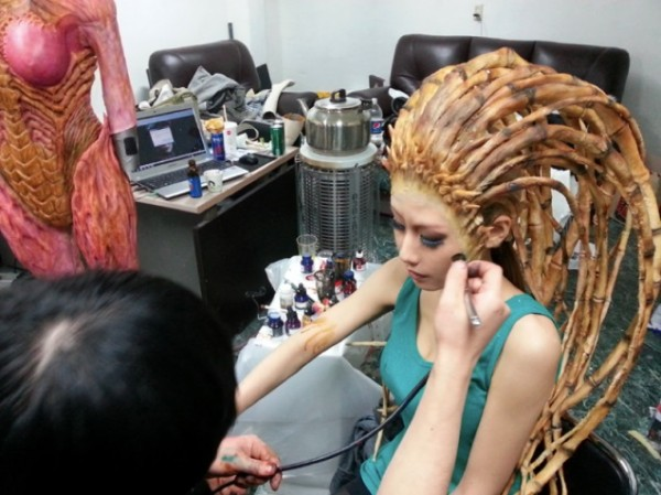 starcraft kerrigan cosplay 5