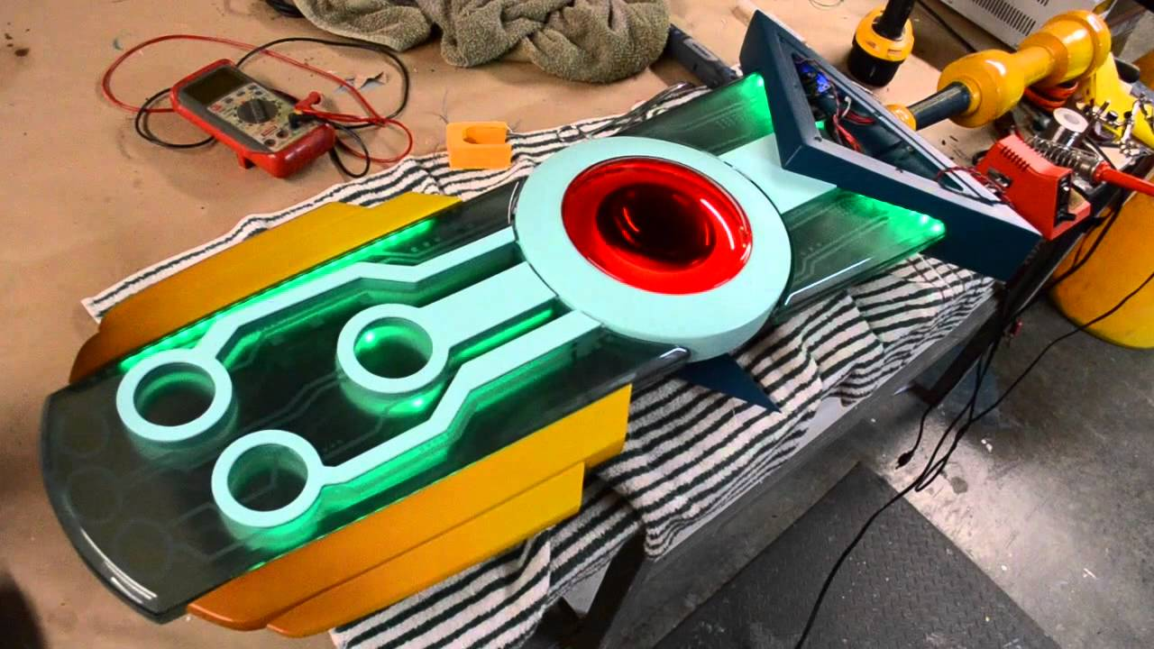 Transistor Sword Replica with Audio and Lighting Effects ...
