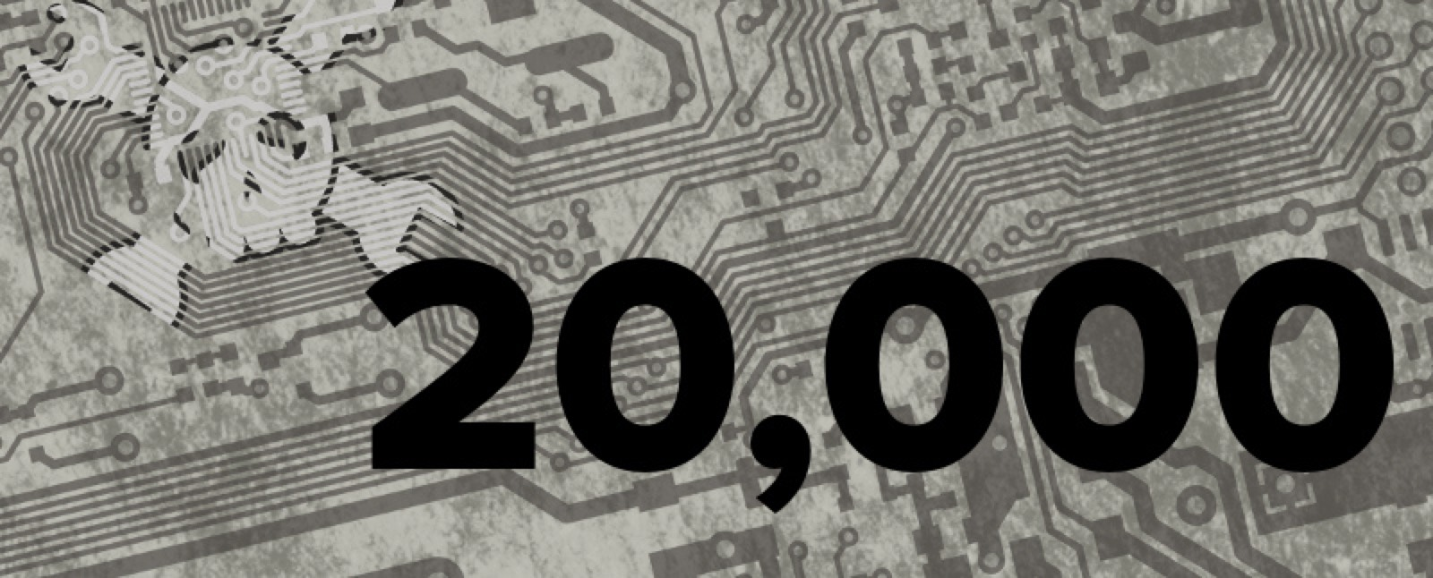 20000 Posts On Hackaday1