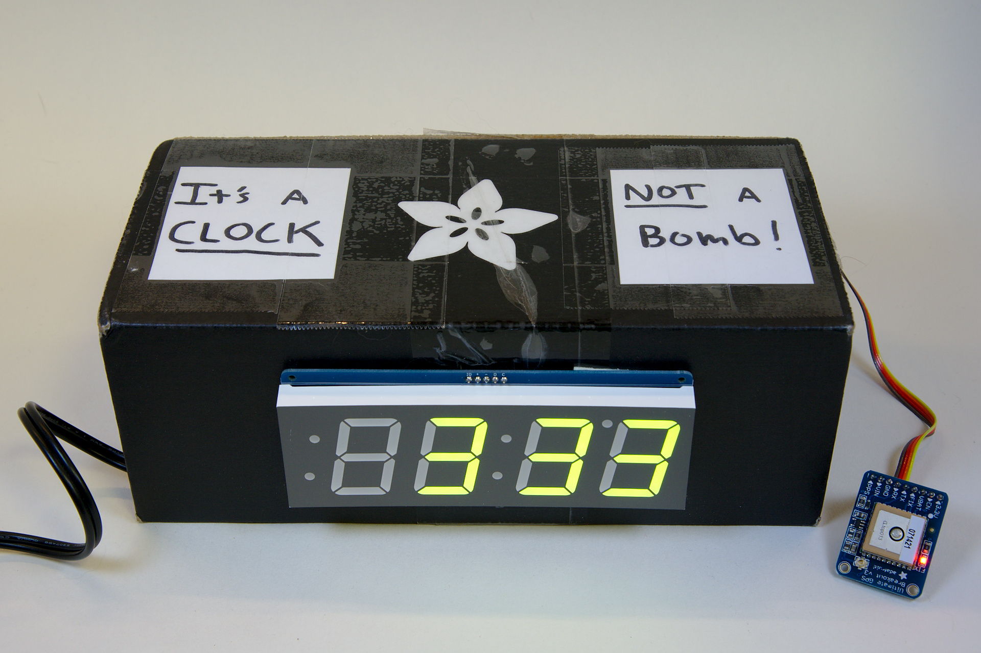 countdown timer Hackaday