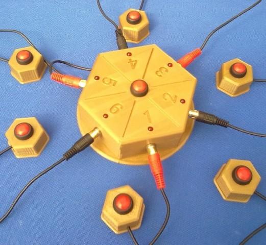 Arduino quiz buzzer