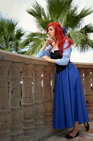 Cosplay a Day Day 1 Ariel