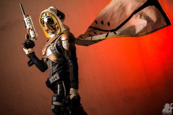 Destiny Hunter Cosplay 1