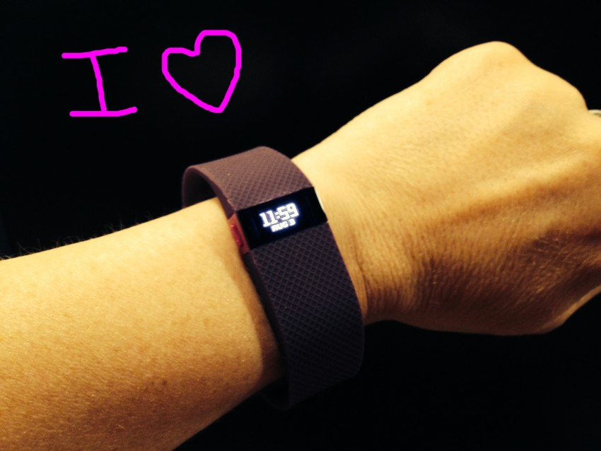 FitbitLoveFlat