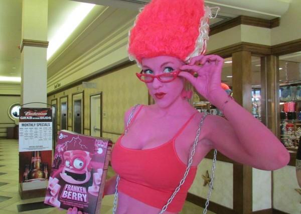 Franken Berry cosplay 2