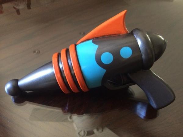 Futurama Leela blaster