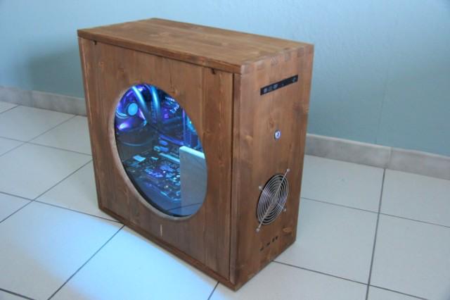 Wood Pc