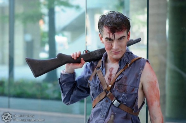 Roland's Forge Ash Cosplay