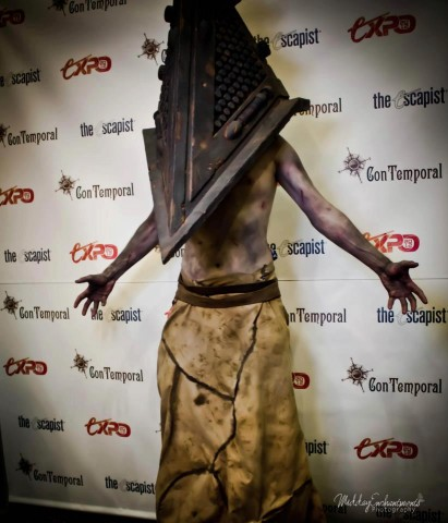 Roland's Forge Pyramid Head Cosplay