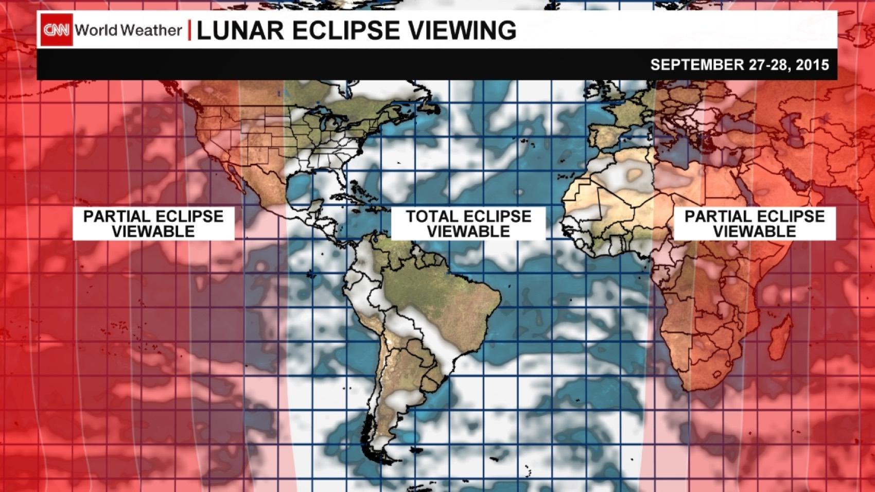 Tracker Lunar Eclipse - 2