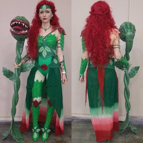 armored poison ivy 1