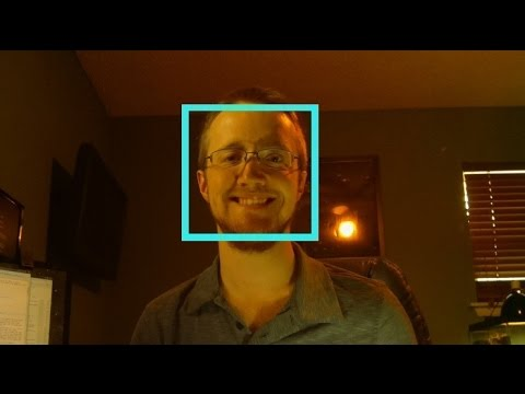 OpenCV Face Detection With Raspberry Pi For Your Robot#piday