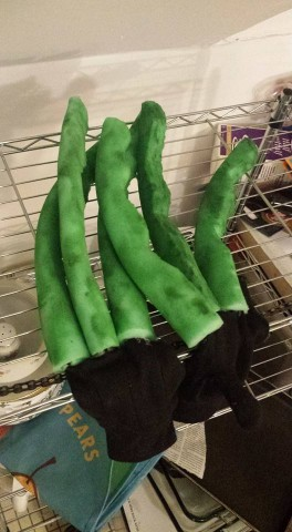 salad fingers cosplay 4