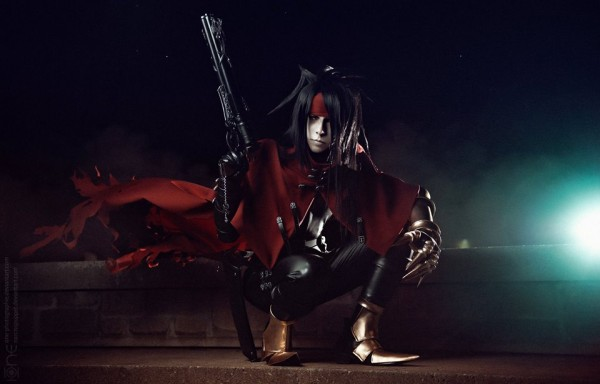vincent valentine cosplay 2