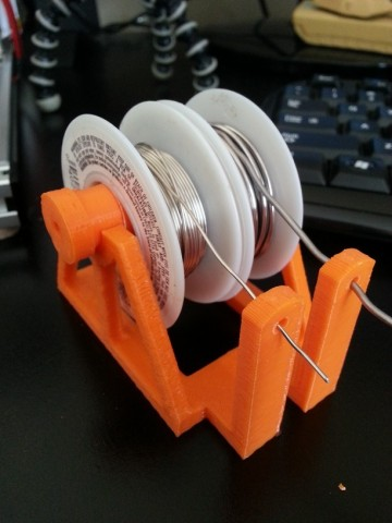 2 spool holder
