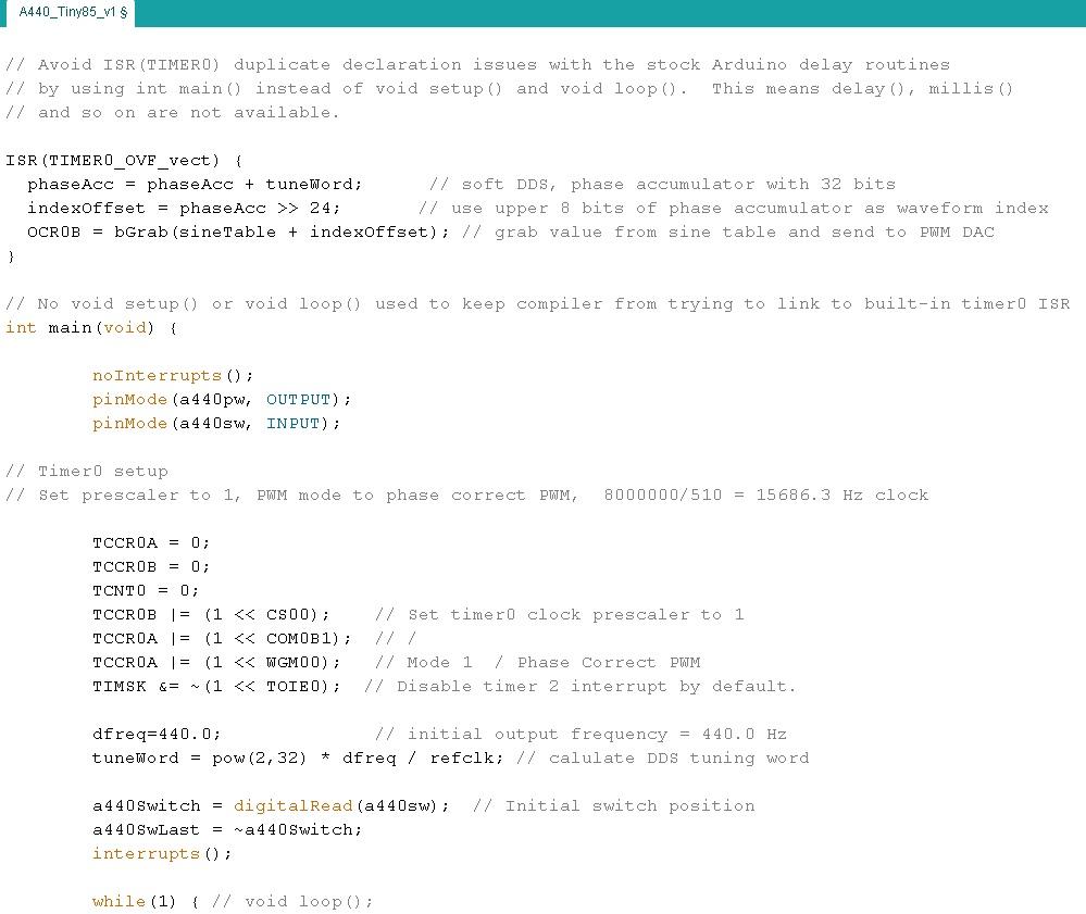 A440_Tiny85_main_example
