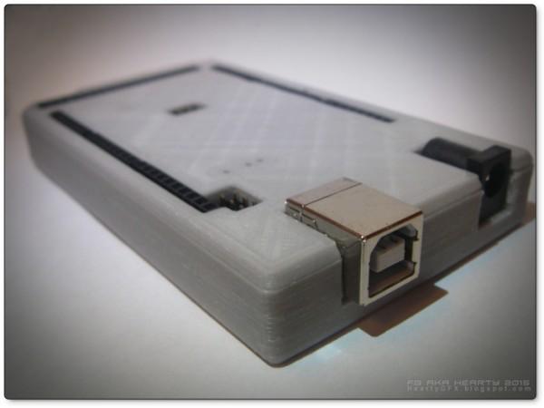 Arduino Mega snug