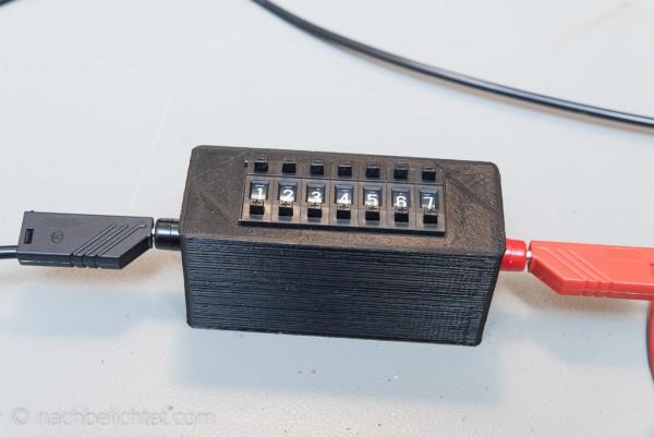 DIY resistor decade