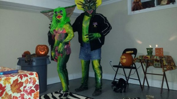 Gremlins costumes 1