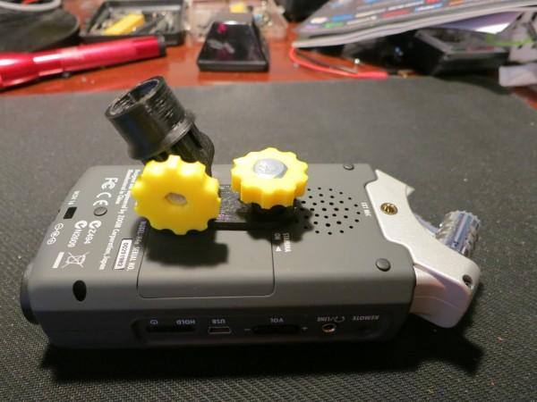 H4N knobs
