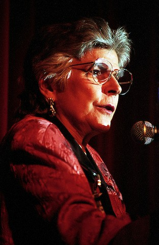 Helen Rodriguez Trias at the 25th Anniversary celebration of Our Bodies Ourselves at the Park Plaza Hotel Boston, MA  3.8.96