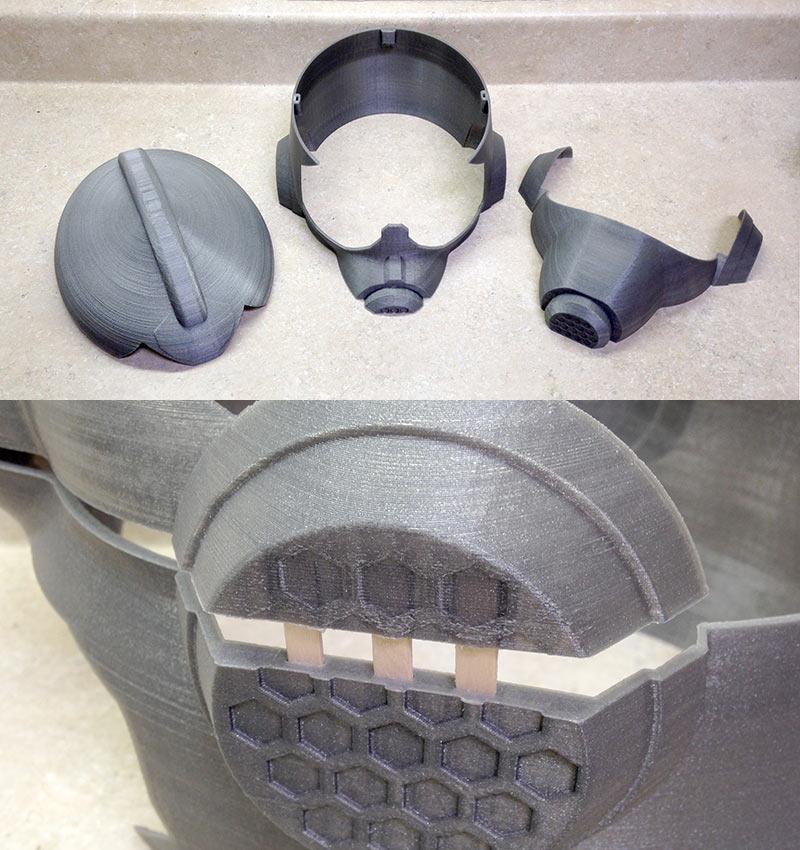 Helmet3piece