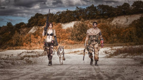 Metal Gear Solid V Cosplay