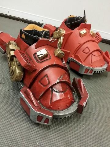 Mini Hulkbuster Armor 1