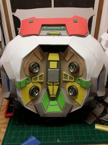 Mini Hulkbuster Armor 3