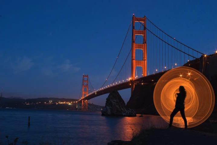 Roadtrip Golden Gate
