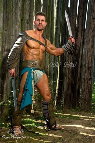 Spartacus costume 1