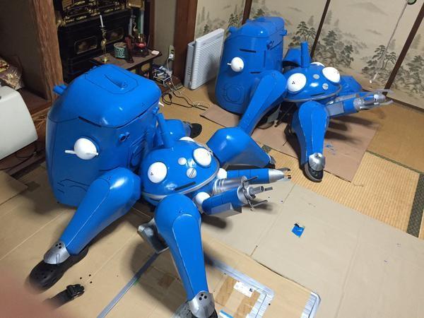 Tachikoma cosplay 1