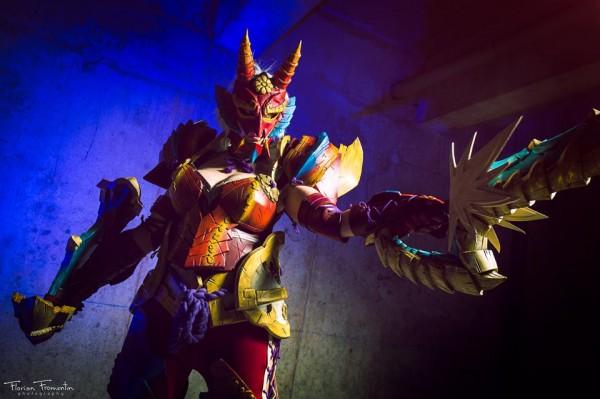 Tetsucabra cosplay 1