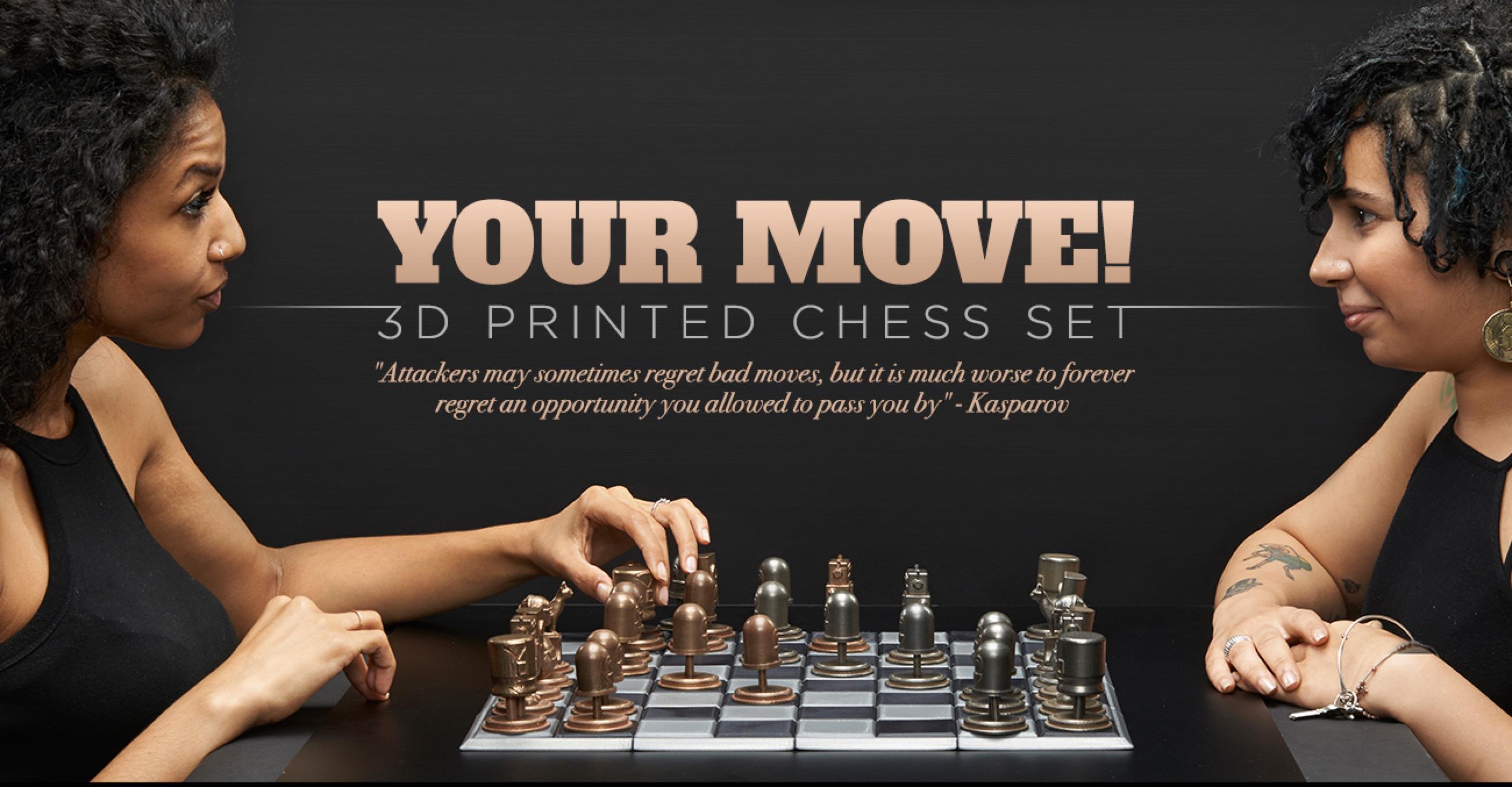 Adafruit Chess Googleplus