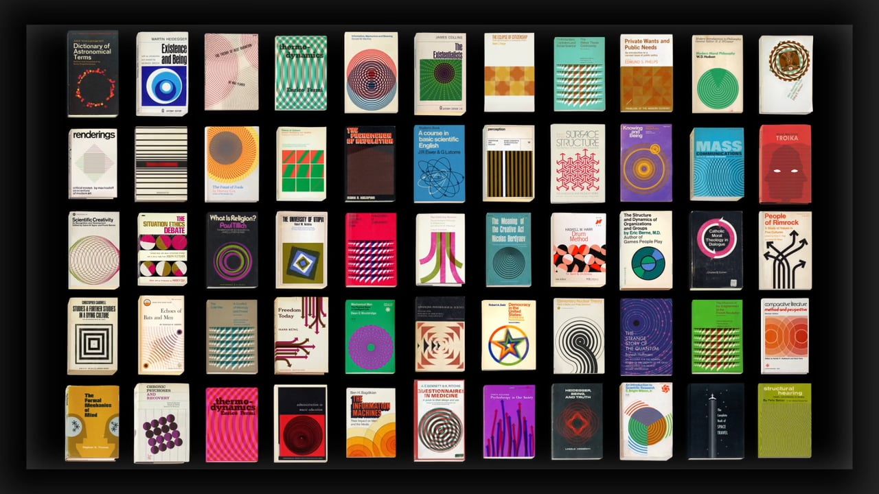 Covers: A series of 55 animated vintage book graphics (video) #ArtTuesday «  Adafruit Industries – Makers, hackers, artists, designers and engineers!