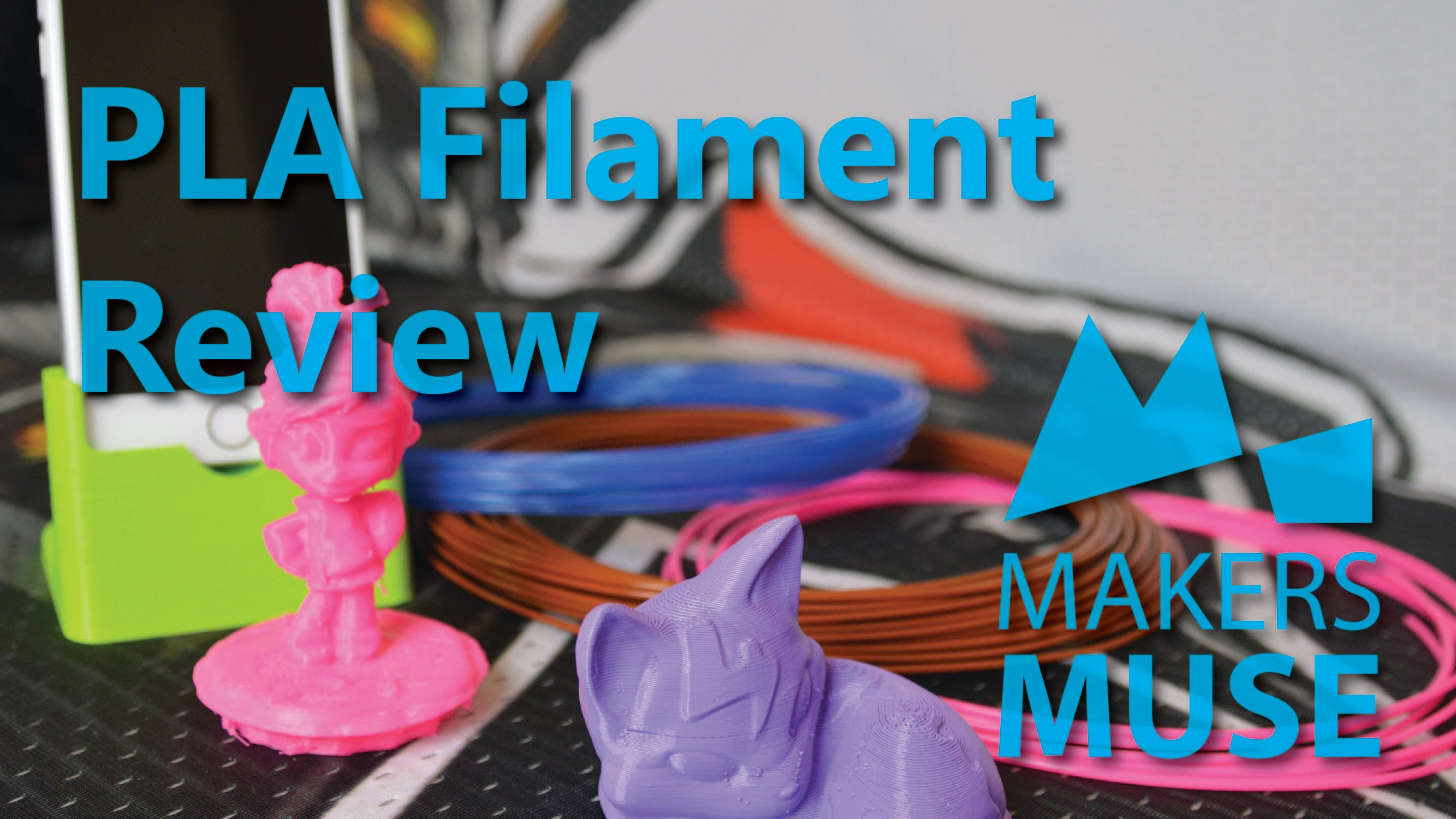 rigid ink pla filament review by maker s muse 3dprinting adafruit industries makers. Black Bedroom Furniture Sets. Home Design Ideas