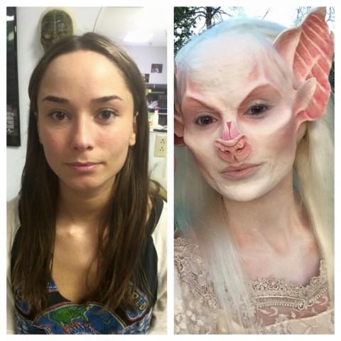 sfx makeup 1