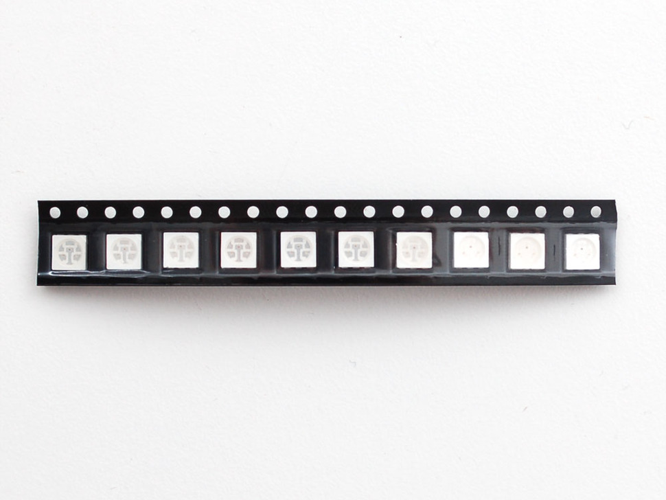 Individual Neopixel LEDs
