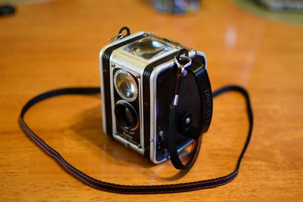 947 Kodak Duaflex Handle