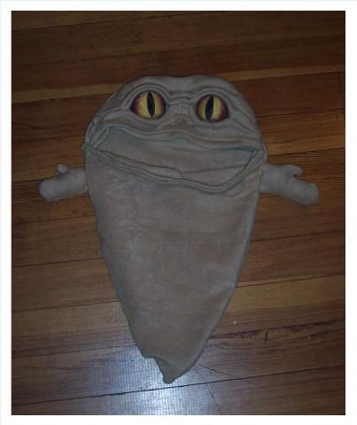 Baby Stinky Costume 2