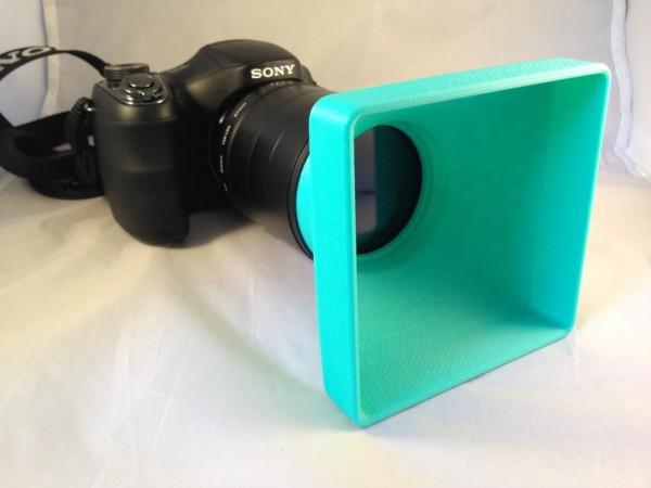 Camera Sun Lens Cap