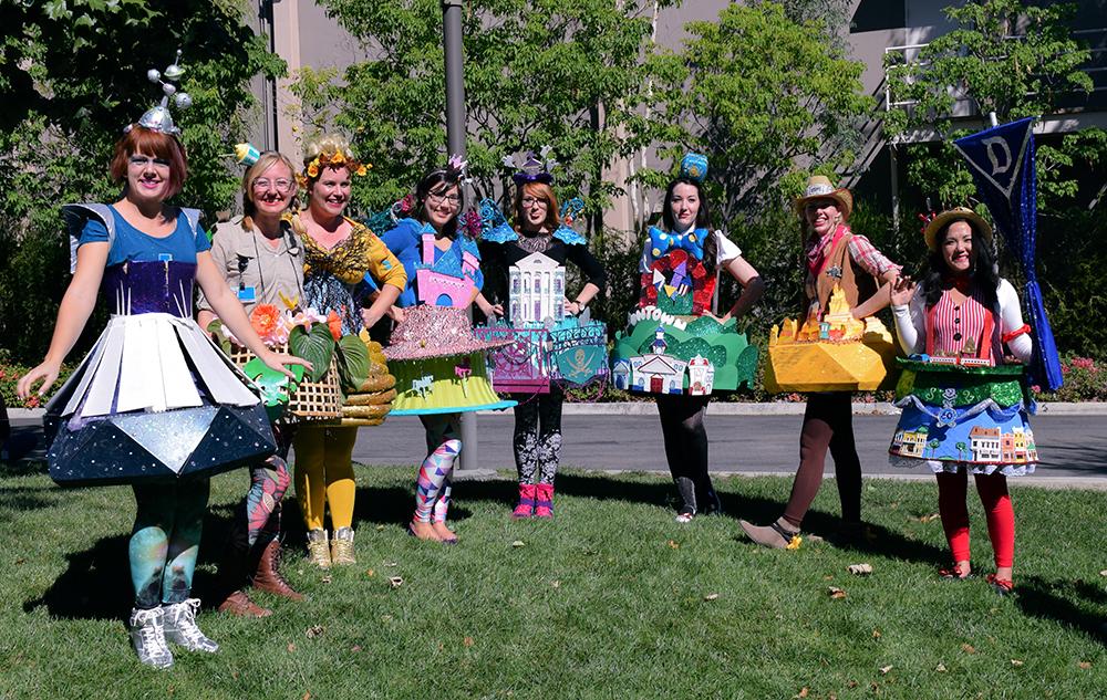 costumes depicting disneylands lands adafruit industries makers hackers artists designers and engineers