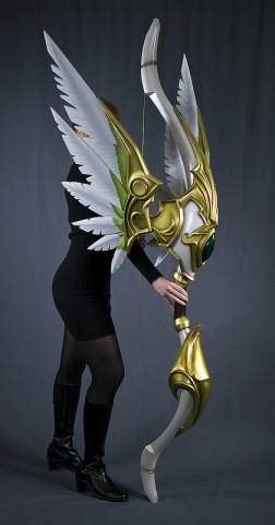 Garuda's Spine prop 1