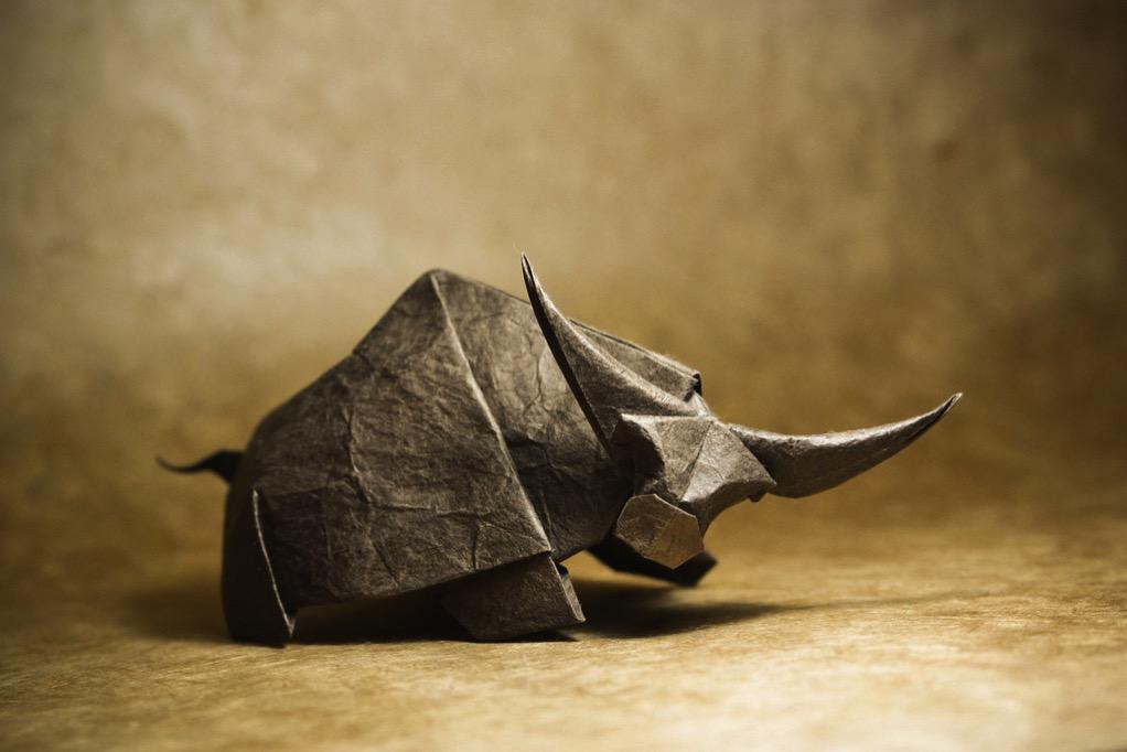Los origamis de Quyet Hoang Tien12