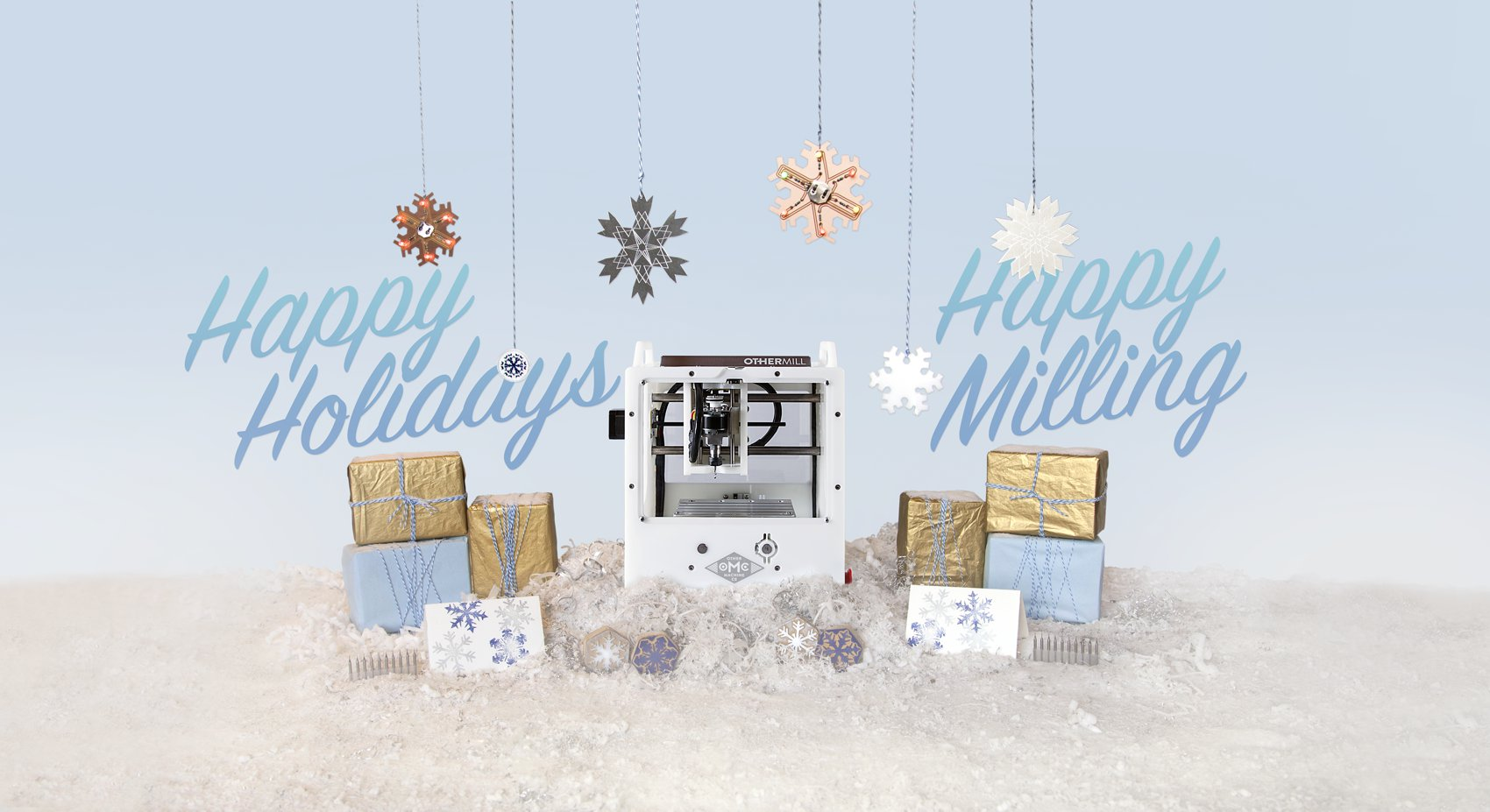 Happy Holidays! Happy Milling!