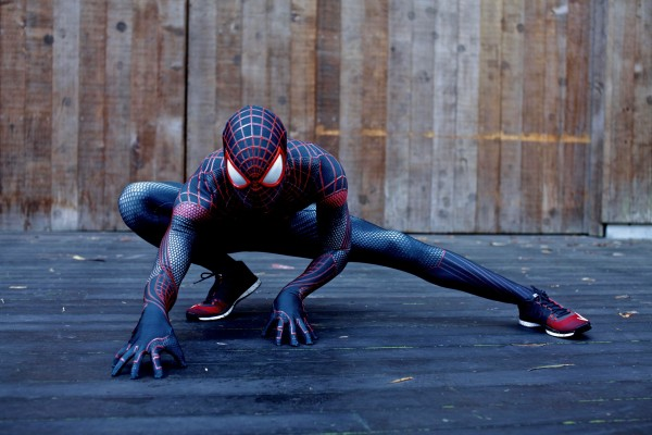 Spider-Man costume 1