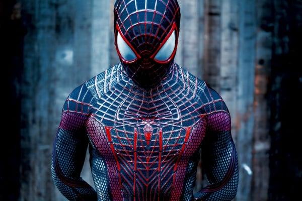 Spider-Man costume 2