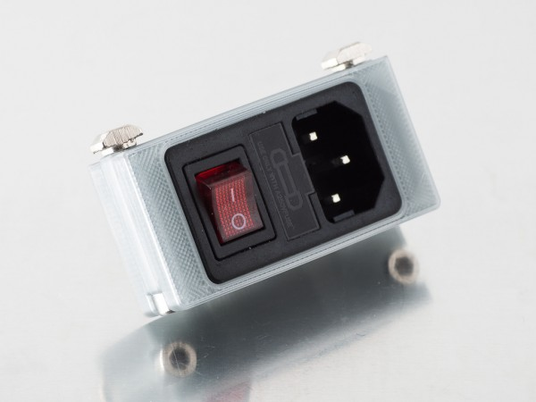 Switched Power Inlet Mount